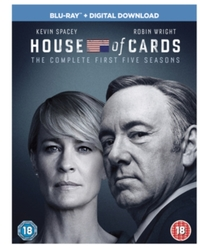 House of Cards: Seasons 1-5