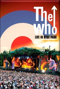 Who: Live in Hyde Park