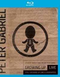 Peter Gabriel: Still Growing Up Live and