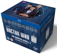 Doctor Who - The New Series: Series 1-7