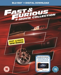 Fast & Furious: 7-movie Collection