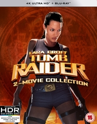 Lara Croft - Tomb Raider: 2-movie Collec