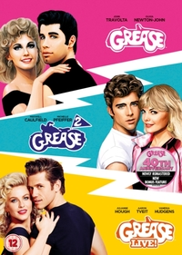 Grease/Grease 2/Grease Live!