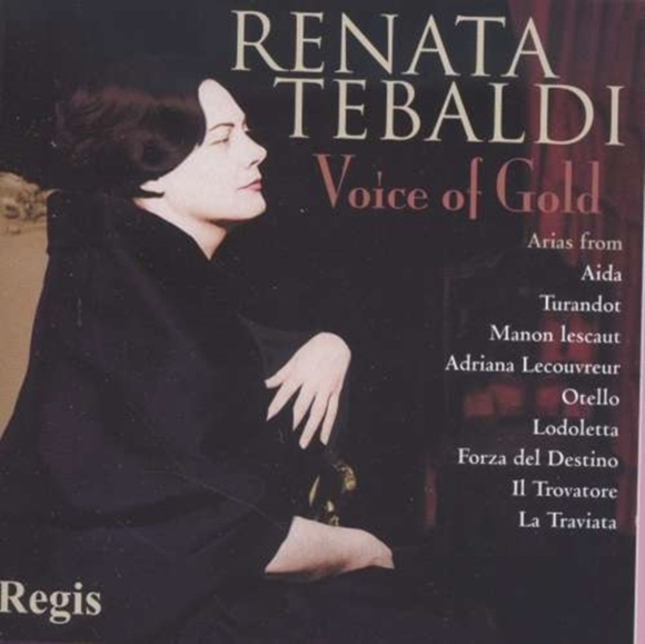 Renata Tebaldi: Voice of Gold