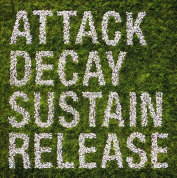 Attack, Decay, Sustain, Release