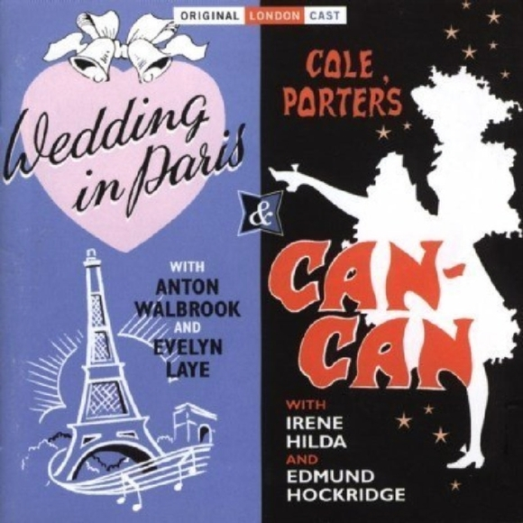 Wedding in Paris/can Can