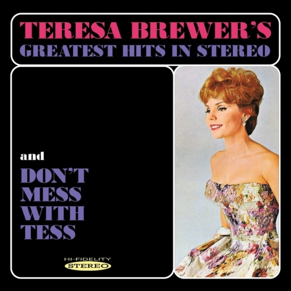 Teresa Brewer's Greatest Hits in Stero/D