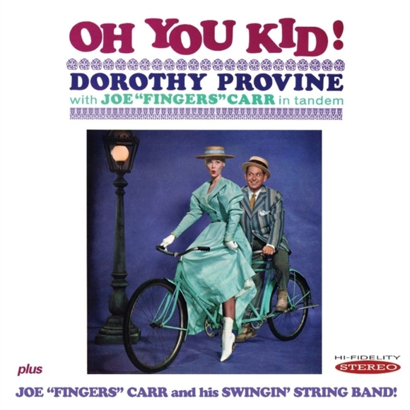 Oh You Kid!/Joe 'Fingers' Carr and His S