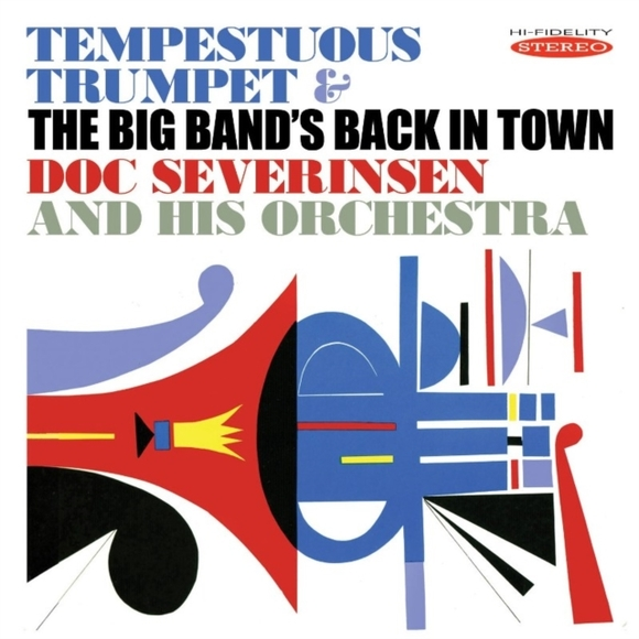 Tempestuous Trumpet/The Big Band's Back