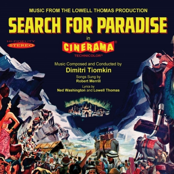 Search for Paradise in Cinerama