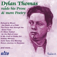 Dylan Thomas Reads His Prose & More Poet