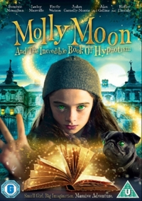 Molly Moon and the Incredible Book of Hy