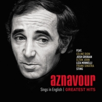 Charles Aznavour Sings in English
