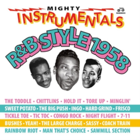 Mighty Instrumentals R&B Style 1958