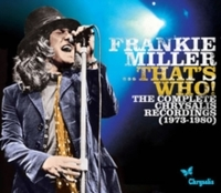 Frankie Miller...that's Who!
