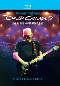 David Gilmour: Remember That Night - Liv