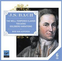 J.S. Bach: The Well-tempered Klavier/Toc