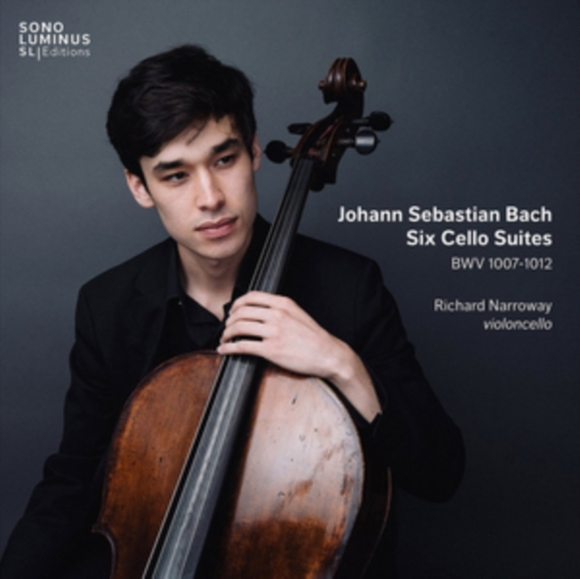 Johann Sebastian Bach: Six Cello Suites