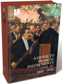 A Guide to Musical Instruments 1800-1950