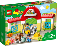 Stall med ponni LEGO DUPLO: Town