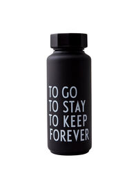 Termoflaske Design Lettters 500ml To Go: Special edition