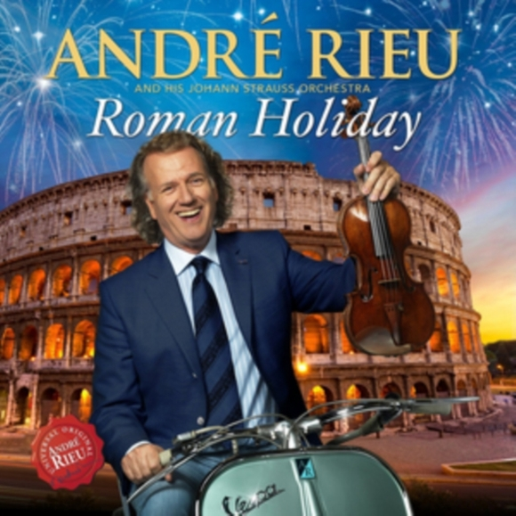André Rieu and His Johann Strauss Orches