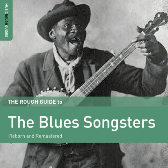 The Rough Guide to the Blues Songsters