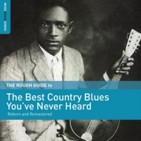 The Rough Guide to the Best Country Blue