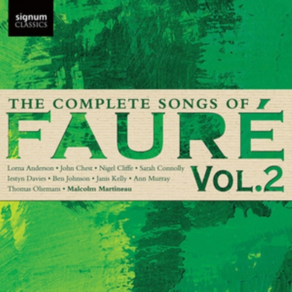 The Complete Songs of Fauré