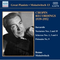Chopin Recordings 1939-1952