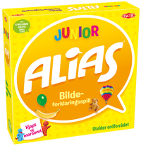 Alias Junior: barnespill