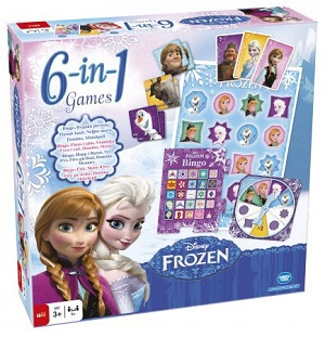 Disney Frozen 6-in-1