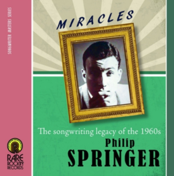 Philip Springer - The Songwriting Legacy