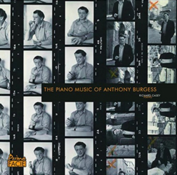 The Piano Music of Anthony Burgess
