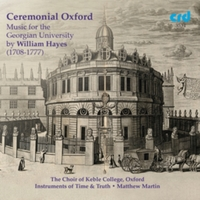 Ceremonial Oxford
