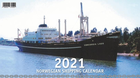 Norwegian shipping calendar 2021