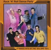 Rock and Roll Dance Party