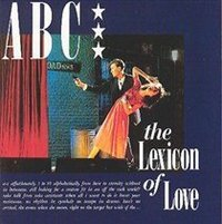 The Lexicon Of Love