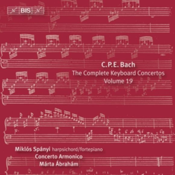 C.P.E. Bach: The Complete Keyboard Conce