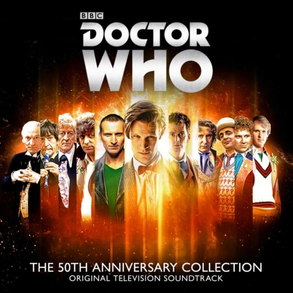Doctor Who - The 50th Anniversary Collec