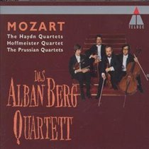 Mozart: The Late String Quartets (Alban