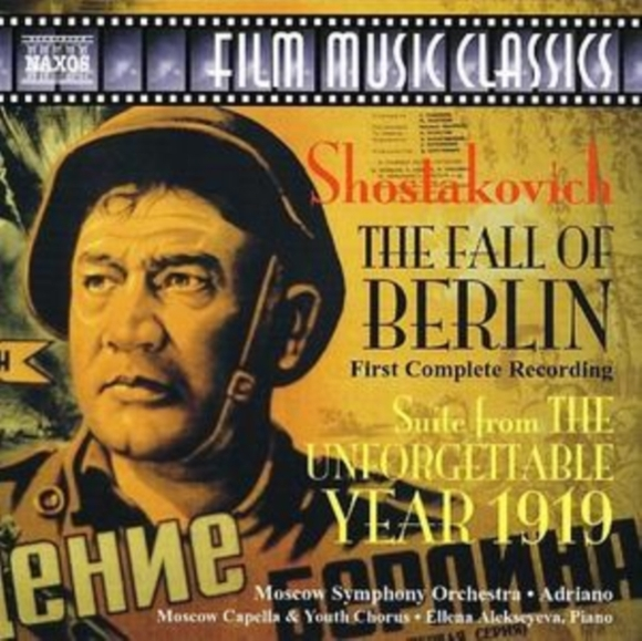 Fall of Berlin, The (Adriano, Moscow So/