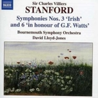 Symphonies Nos. 3 'Irish' and 6 'In Hono