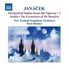 Janacek: Orchestral Suites from the Oper