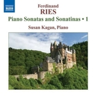 Piano Sonatas and Sonatinas 1 (Kagan)