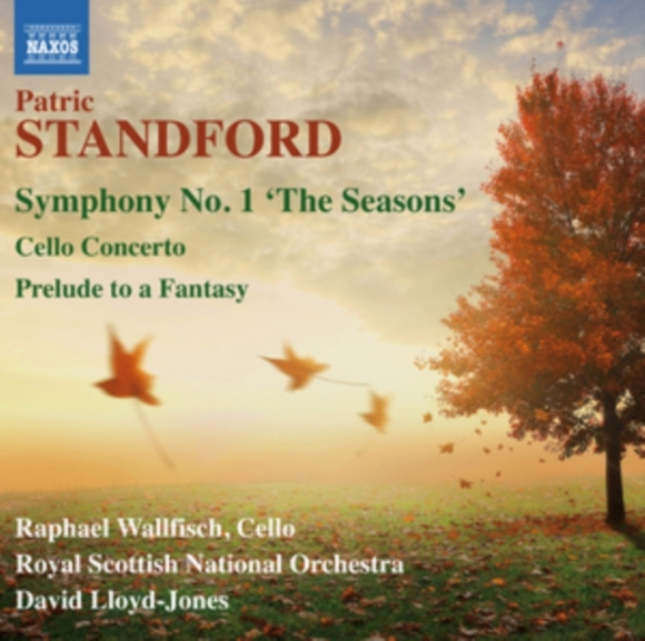 Patrie Standford: Symphony No. 1, 'The S