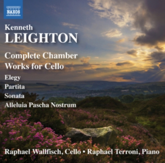 Kenneth Leighton: Complete Chamber Works