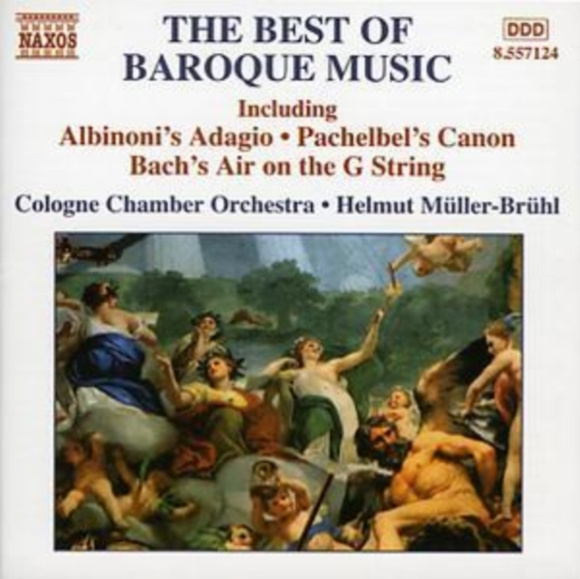 Best of Baroque Music, The (Muller-bruhl