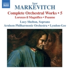 Igor Markevitch: Complete Orchestral Wor