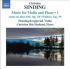 Music for Violin and Piano 1